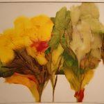 Vitório Gheno, Flores, Òleo s/ tela, 70 x100 cm