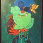 Nelson Jungbluth, Figuras, Acrílico s/ tela, 67 x 48 cm