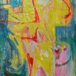 Jorge Guinle, s/título 1979, Òleo s/tela, 138cm x 90cm