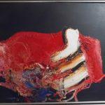 Manabu Mabe, s/título 1976, óleo s/tela, 40 x 47 cm