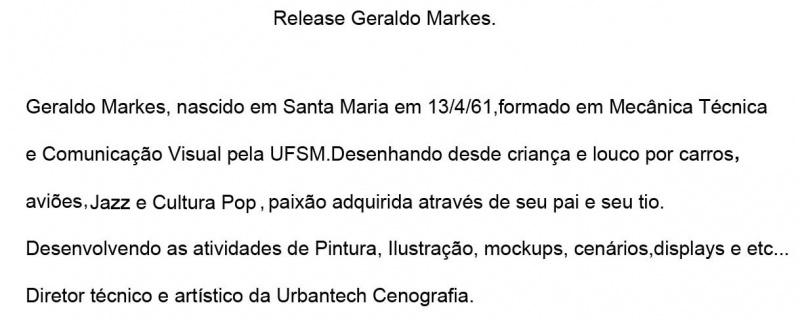 ReleaseGeraldoMarkes