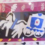 Hanry Matisse, Carruagem,serigrafia, 38x58cm