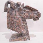 Caé Braga, escultura em terracota