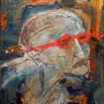 Carlos Cavalcanti- CAVA, Faces talhadas em granitos impuros-2014, 20 x 24 cm,o,