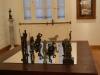 Esculturas em bronze